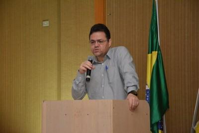 Dr José Everson Nogueira Reis (Advogado e Diretor do TRT - ribunal Regional do Trabalho).